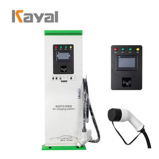 EV Charging Station -Single Plug DC 40KW
